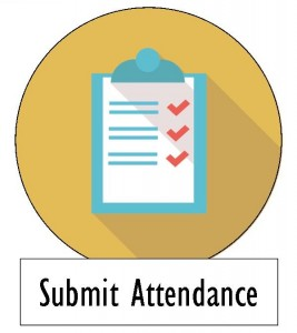 Submit Attendance icon