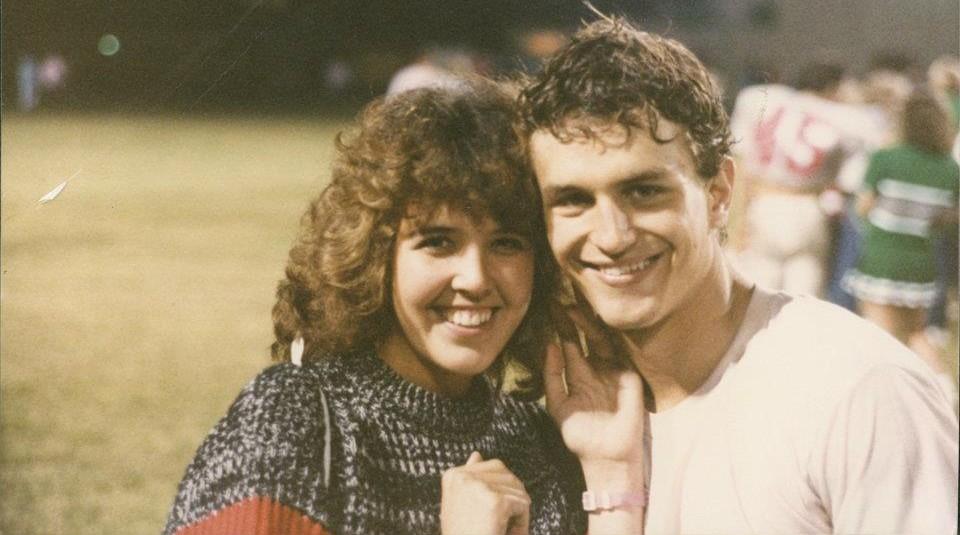 Kari and Roger Gibson